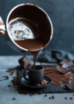Chocolate Caliente Fiorentini
