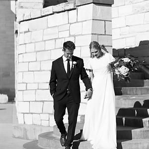 Chase + Lynsie Wedding