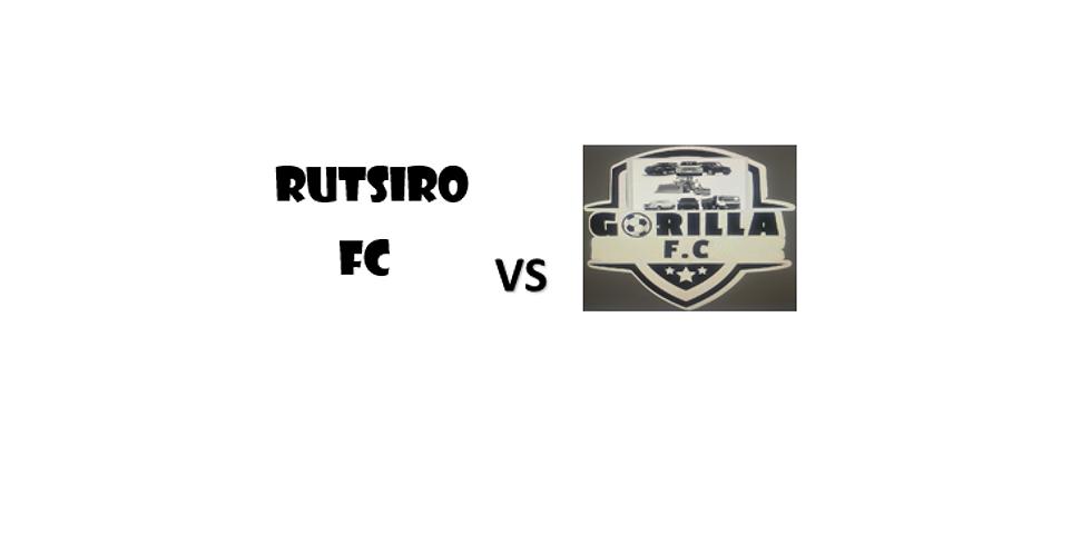 RUTSIRO FC VS GORILLA FC