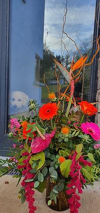 Autumn Castle Wild Bouquet
