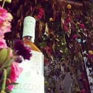 Floral Curtain by Jill Wild, Flowersmith