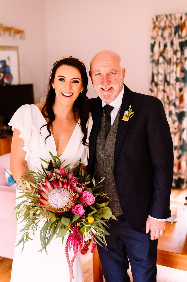 Sarah & Mark, Faithlegge, Waterford