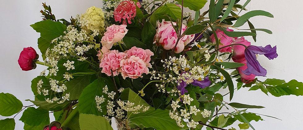 Thatched Cottage Wild Bouquet