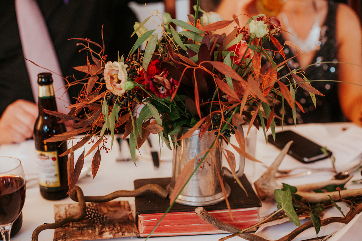 Floristry Workshops with Wild