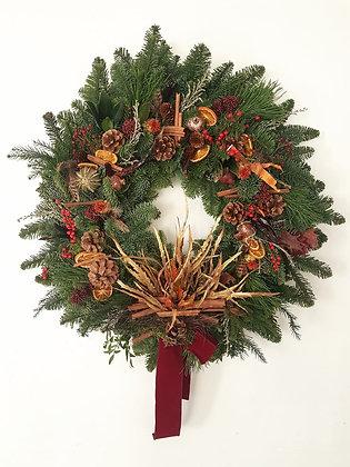 Large 'Abhaile' ('Home') Wreath