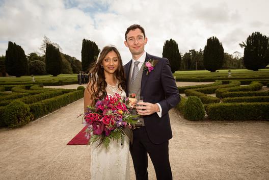 Alicia & Dave, Castlemartyr