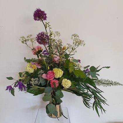 Summer Country Manor Wild Bouquet