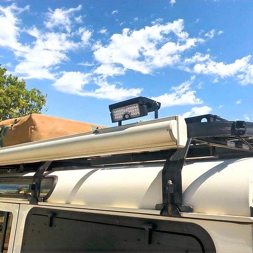 10W Solar LED Floodlight with Sensors