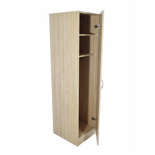 1 Door Wardrobe – Sonoma Oak