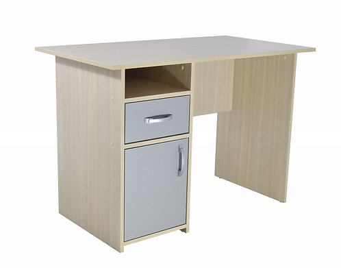 Desk – Ferrara Oak & Platinum