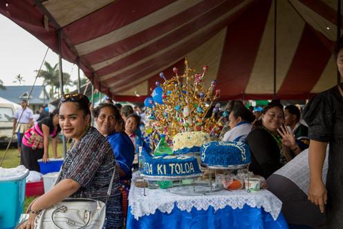 FMFK Toloa College Reunion Cake photo by