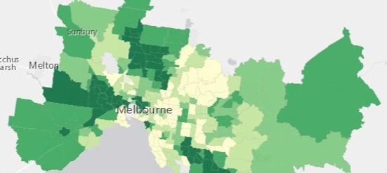 Neighbourhood Employment and Housing Precarity (NEHP) Index