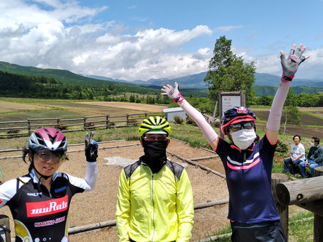 【SCサイクリングクラブ】新緑の浅間山麓一周