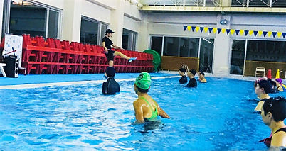 水泳教室アクア