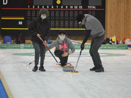 【カーリングサークル】チーム分けの基準?