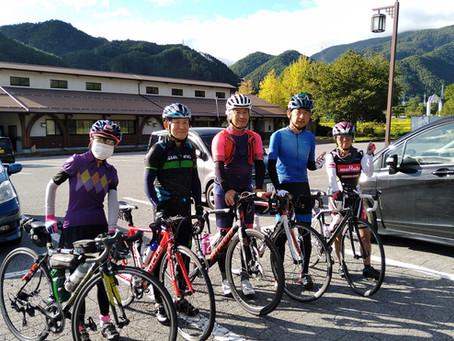 【SCサイクリングクラブ】初秋のビーナスライン・諏訪湖を走る
