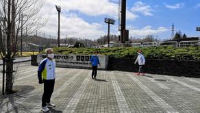 【風越ランニングサークル】火曜日はアイスパーク集合!