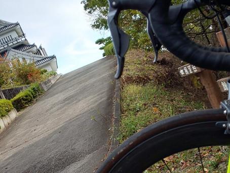 【サイクリング同好会】里山ライド  牛伏山・郷山城跡へ