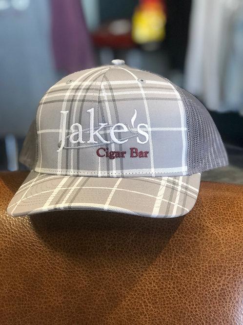 Jake's Plaid Hat