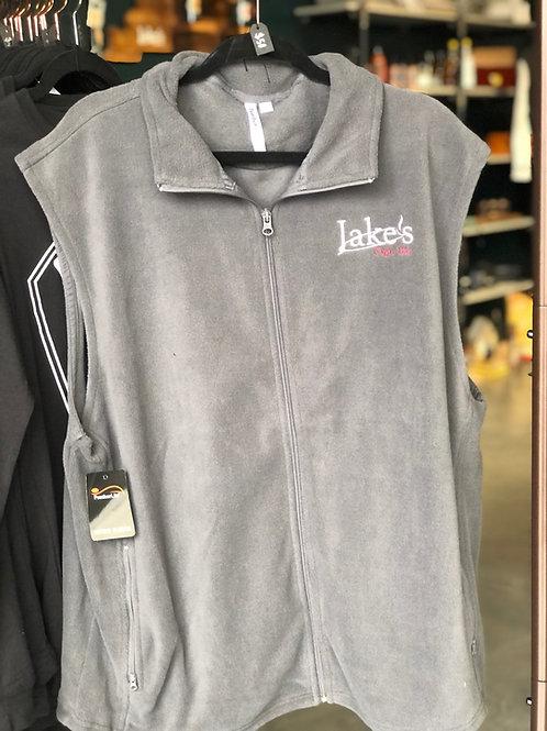 Jake's Fleece Vest