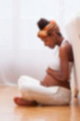 sensory deprivation during pregnancy