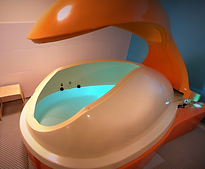 Sensory Deprivation Pod