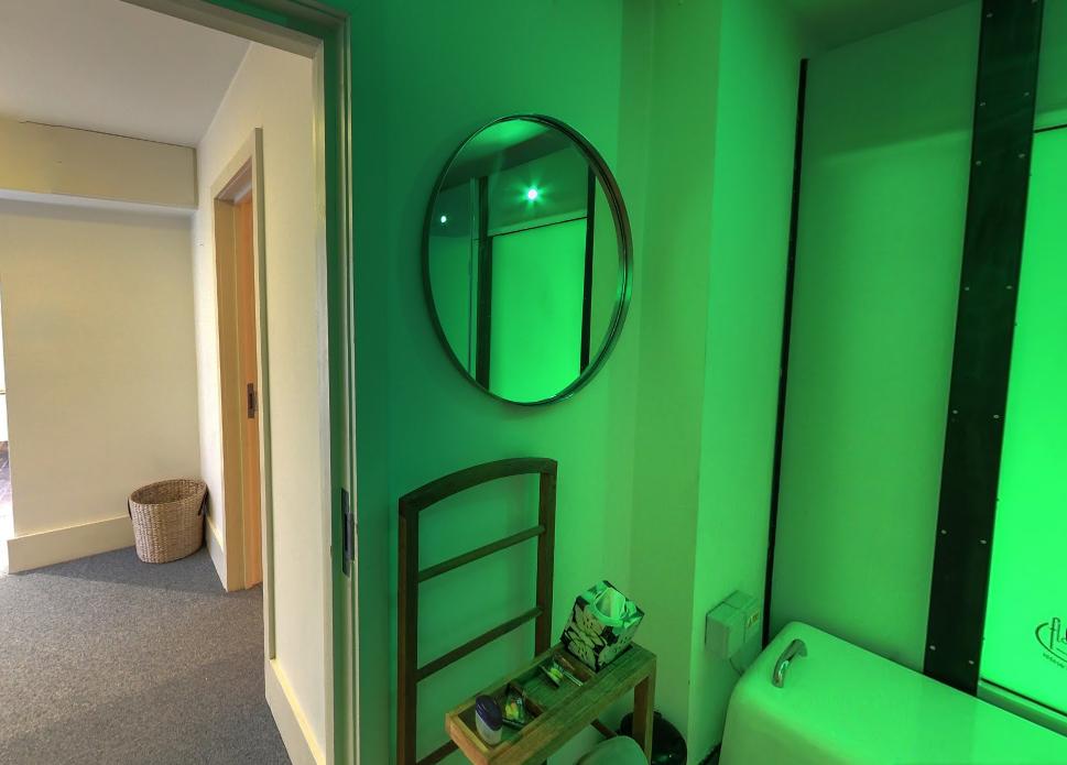 Bristol Floatation Centre Cabin Room