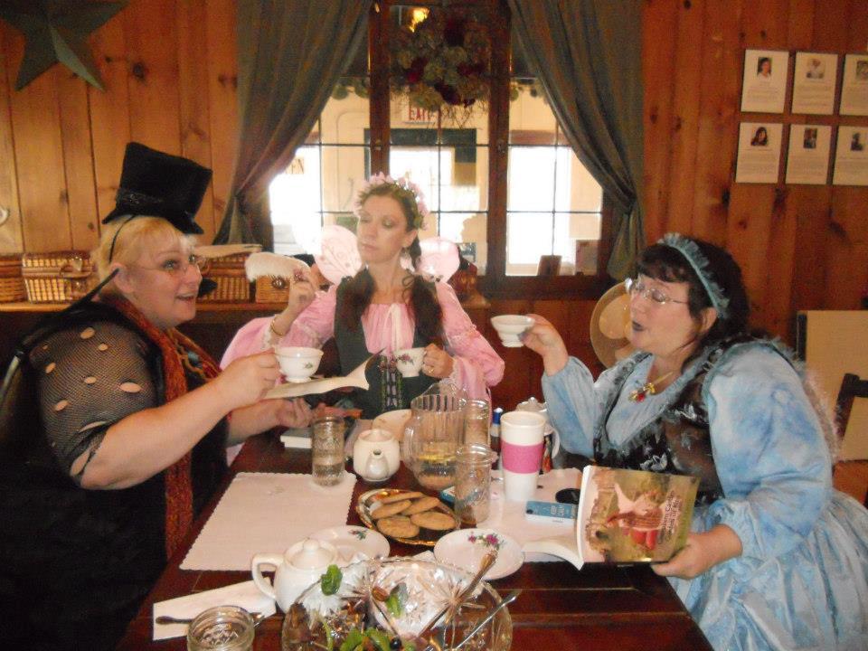 The Fairy Godsisters, Wisconsin, USA