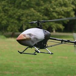 Helikopter Custom Paint
