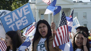 DHS Terminates TPS designation for Salvadorians