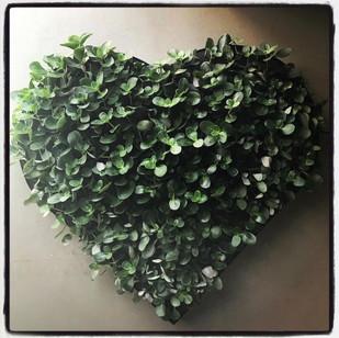10. Karen Canning - Green Living Art