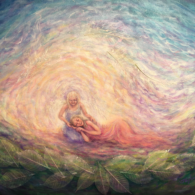 7. Terese Eglington - Compassion