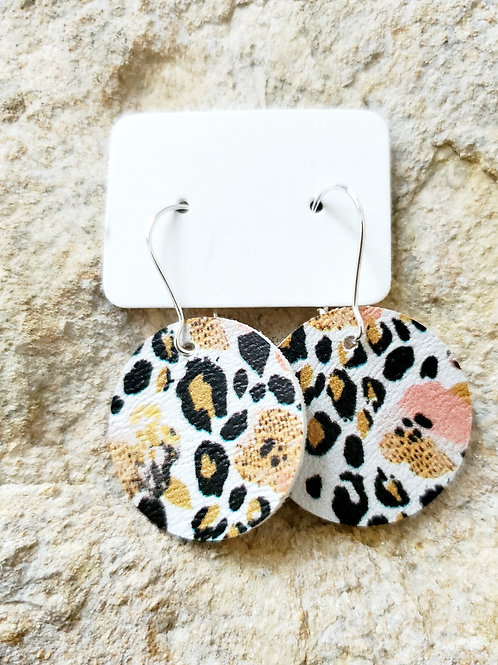 Cheetah Dots  (647)