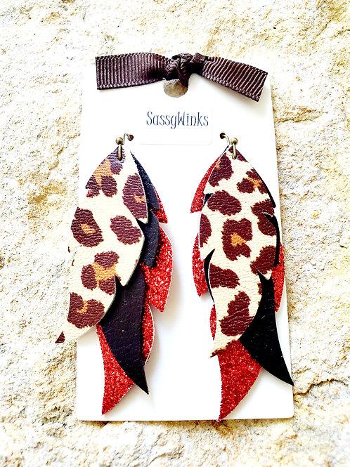 Leopard Glitter Layers (301)