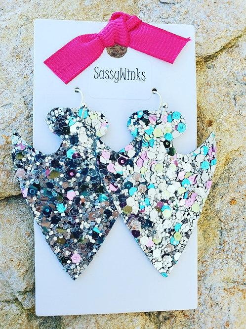 Glitter Arrowheads (239)