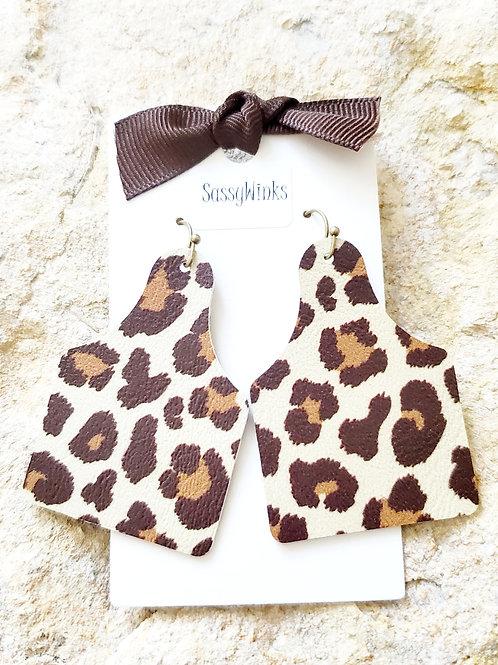 Leopard Cattle Ear Tags (236)