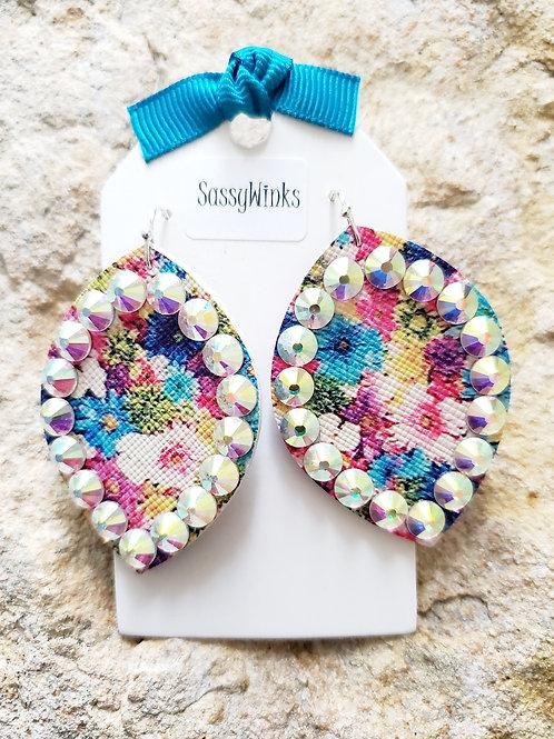 Floral Sparkles (542)