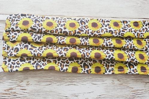 Cheetah Sunflower Mask