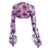 Thumbnail: Violet Lace Bolero - Bell Sleeve