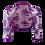 Thumbnail: Violet Lace Bolero - ¾ Sleeve