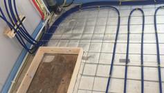 kan ik vloerverwarming nemen als ik een nieuwe vloer ga leggen?