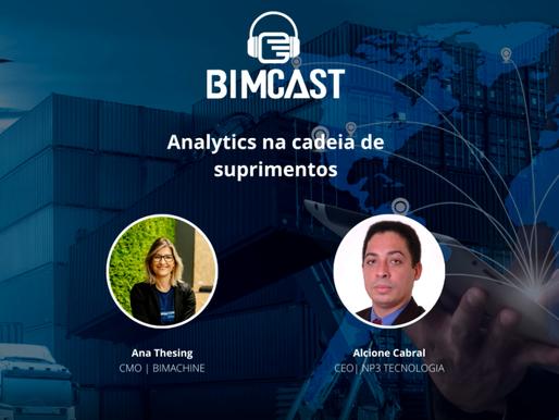#BIMCast 2 - Analytics na Cadeia de Suprimentos