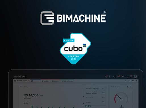 BIMachine é selecionada para o Cubo Itaú