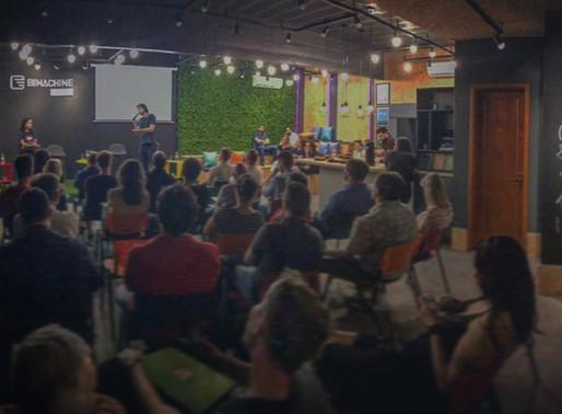 Hub de Inovação estreia com casa cheia na BIMachine Arena