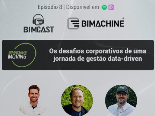 BIMCast #8 Os desafios corporativos de uma jornada de gestão data-driven