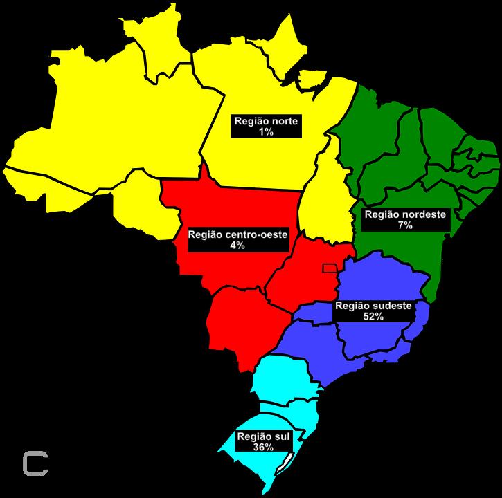 mapa de parceiros bimachine