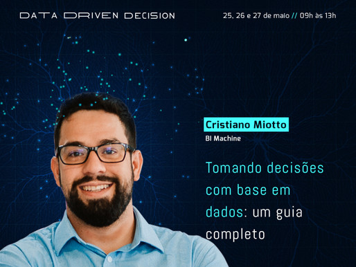 BIMachine presente no evento Data Driven Decision