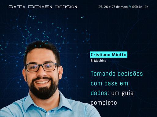 BIMachine presente no evento Data Driven Decision