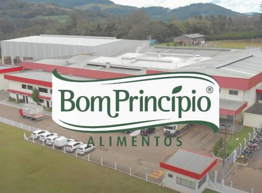 Bom Princípio Alimentos: gestão otimizada da indústria ao comercial com BIMachine