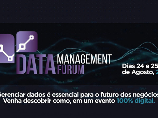 CMO da BIMachine trata de cultura Data Driven no Data Management Forum